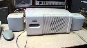 altec lansing multimedia speakers model acs 45