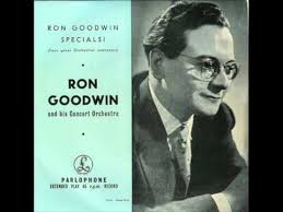 رون جودوين - البنت الشلبية - Ron Goodwin & His Orchestra-Al Bint Al  Shalabiya - YouTube