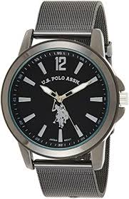 U.S. Polo Assn. Classic Men's Quartz Metal and Alloy ... - Amazon.com