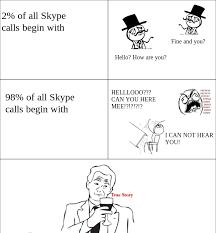 Funny Skype Quotes. QuotesGram via Relatably.com