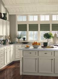 Benjamin Moore Grey For Kitchen Cabinets