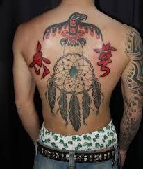 Aztec Dream Catcher Tattoo Dreamcatcher Tattoo by South Dragon Tattoo 24