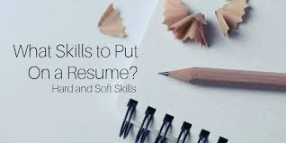 Soft Skills For Resume Gorgeous 28 Best Examples Of What Skills To Put On A Resume Proven Tips