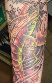 Tetování Rak Fotogalerie Motivy Tetování