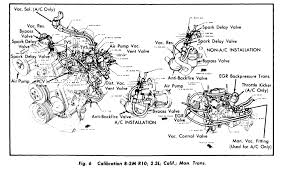 ford pinto engine diagram ford wiring diagrams