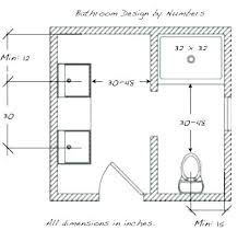 outstanding standard bathroom size with shower dimensions tub doors st