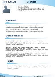 Original Resume 27