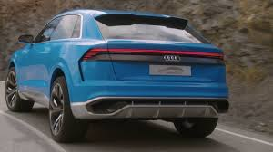 2018 audi concept. plain concept 2018 audi q8 concept  luxury suv coupe with audi