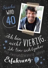 Erfahrung 40 Einladungen 40 Geburtstag Einladungskarten