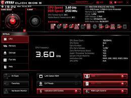 Msi Mystic Light Cpu Temperature Bios And Software The Msi Meg X570 Godlike Motherboard