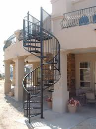 exterior metal staircase prices. metal spiral staircase for sale | standard exterior stair with optional gate~painted to prices