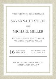 Customize 1 381 Wedding Invitation Templates Online Canva