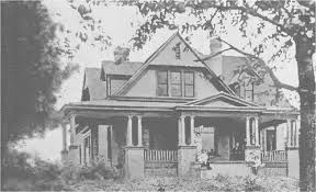 Home of the Warrens, White Earth, Minnesota Built by Mrs. Ida Warren Tobin  and her sister and brothers | Access Genealogy