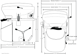 Electric Waterless Toilet Natures Head Composting Dimensions