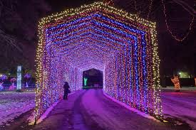 Holiday Lights Mankato Kiwanis Holiday Lights Ready For 1 Millionth Visitor Local