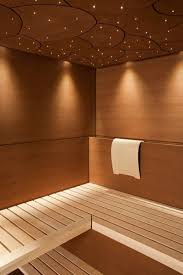 casena sauna ceiling a harmonious mosaic composed of individual veneer elements veneer