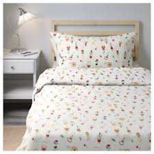 33 awesome inspiration ideas ikea orange bedding rosenfibbla quilt cover and pillowcase white fl patterned ikea pure cotton that feels soft nice against