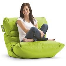 Amazon.com - Big Joe Roma Bean Bag Chair, Spicy Lime - Beanbag Chairs