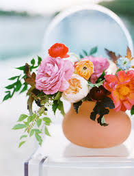 Vibrant Rock Quarry Shoot on SMP. Floral/Design: The Southern Table /  Photography