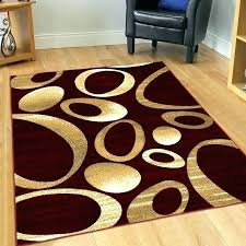 circle area rug rugs burdy carved circles modern geometric size with c handcraft rugs modern swirls and circle pattern contemporary area