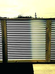 corrugated metal privacy fence corrugated metal privacy fence corrugated metal fence panels metal privacy fence corrugated