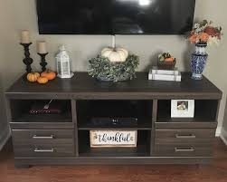 Tv stand decor Decorating Ideas Fall Tv Stand Decor Life Unsweetened Fall Decor Tour 2018 Life Unsweetened