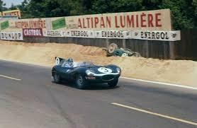 Le Mans 1957 'D Type Jaguar' Rout: Ron Flockhart Racer and Aviator ...