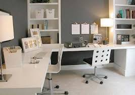 home office built in. inspiring contemporary home office with built in furniture for two and under stairs solutions t