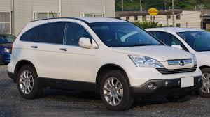 Honda CR-V (third generation) - Wikipedia