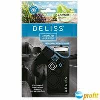 «<b>Ароматизатор картонный</b> для автомобиля «<b>Deliss</b>» - Comfort ...