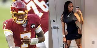 Dwayne Haskins' Wife Arrested For ...