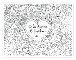 Awesome Free Christian Coloring Pages For Young And Old Children