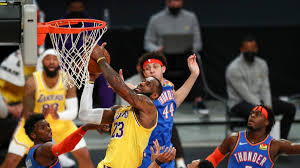 Lakers Rally Past Thunder 119-112 in Overtime for 5th Win in a Row – NBC  Los Angeles