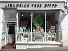 liquorice tree gift on burn street sells many gifts made in the uk