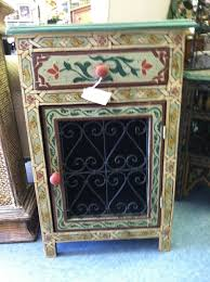 A Small Collection of Recollections Thrift Store Furniture and