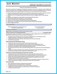 Executive Assistant Resume Templates Delectable 48 Great Dental Assistant Resume Resume Template