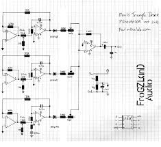 paul in the lab devils triangle drone synth stripboard veroboard edit i added a little schematic on how the switches should be wired as it was causing a bit of confusion