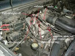how to clean your engine s throttle body on your ford f150 how to clean your throttle body