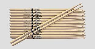 Drumstick Weight Chart How To Choose The Right Drum Sticks The Hub