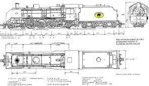 diesel train engine diagram diesel electric locomotives queensland trains rubihorn demon co uk nblg