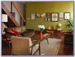 Mid Century Modern Paint Color Schemes