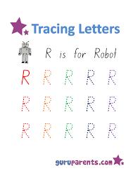 Phonics Alphabet Chart Cool Letter R Worksheets Guruparents