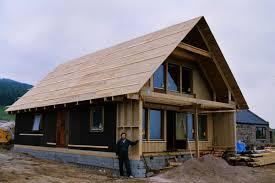 efficient timber framed homes