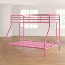 Girls Twin Canopy Bed   Wayfair
