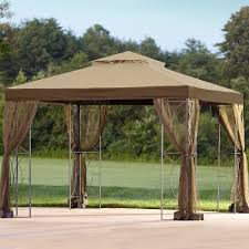 essential garden gazebo. Essential Garden Callaway Gazebo Replacement Canopy Top - Outdoor Living Gazebos, Canopies \u0026 Pergolas Gazebos Z