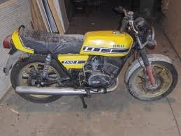 yamaha rd400 the model guide yamaha says it is a 1978 model c is it that what do you think