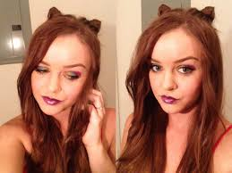 Cat Hair Style cat ears hair tutorial youtube 1657 by wearticles.com