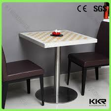 coffee table mordern square restuarnt table and chairs for coffee used cafe tables and
