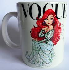 caneca princesas disney ariel Canecas Pinterest Coffee Cups.