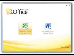 Free Windows 2010 Free Get Microsoft Office Starter Edition 2010 For Windows Vista 7 8